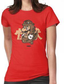 Godzilooki Womens Fitted T-Shirt