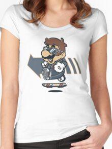 McFlooki Women's Fitted Scoop T-Shirt