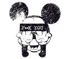 F**K YOU by tasteslikepink