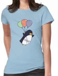 When There's a Penguin, There's a Way Womens Fitted T-Shirt