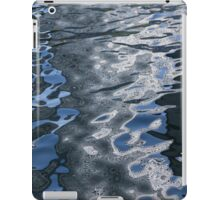 Dreaming of Silk Dresses - Mesmerizing Liquid Curls, Twists and Zigzags iPad Case/Skin