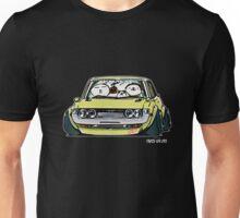 Crazy Car Art 0137 Unisex T-Shirt