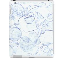 colored stones iPad Case/Skin