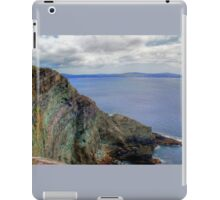 Colorful Rocks At Sheeps Head iPad Case/Skin