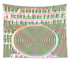 Trippy Animal Collective #3 Wall Tapestry