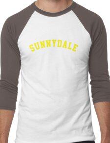 Go Razorbacks! Men's Baseball ¾ T-Shirt