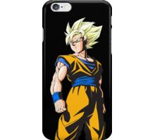 Goku Tribute iPhone Case/Skin