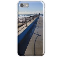 Pool Chain By The Sea iPhone Case/Skin