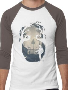 Winter Hunt Men's Baseball ¾ T-Shirt