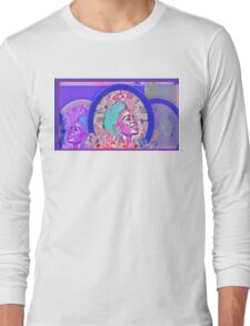 Queens Currency 3 Long Sleeve T-Shirt