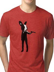 I dare you, I double dare you Tri-blend T-Shirt