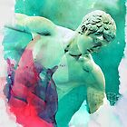 The Discobolus of Myron by mikath