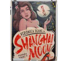 Shanghai Moon - Archer iPad Case/Skin