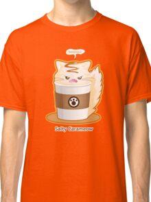 Purrista Pawfee: Salty Caramel Kitty Coffee Classic T-Shirt