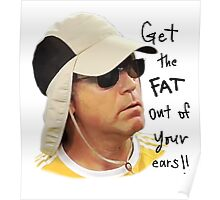 Get the Fat Out Poster
