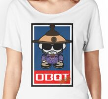 MSHINDO'BOT 2.0 Women's Relaxed Fit T-Shirt