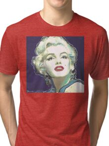 Marilynn Monroe Tri-blend T-Shirt