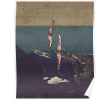 High Diving Poster