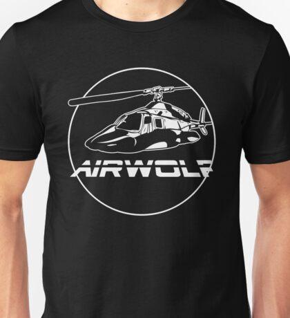 Airwolf Chopper Unisex T-Shirt