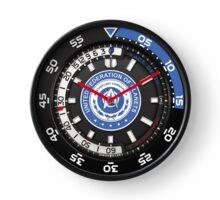Star Trek Starfleet Command clock Clock