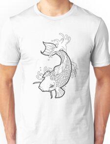 Koi Fish Unisex T-Shirt