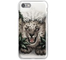 Snow Kittens iPhone Case/Skin
