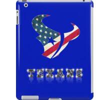 Texans huston iPad Case/Skin