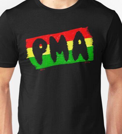 Positive Mental Attitude Unisex T-Shirt