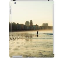 some walks you have to take alone iPad Case/Skin