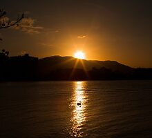 Cairns Sunset by one4images