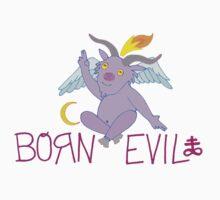 BORN EVIL Kids Tee