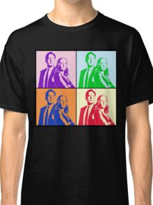 X-Files Meets Andy W Classic T-Shirt