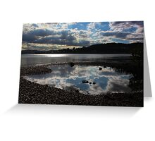 Lake Macquarie, Warners Bay, NSW Greeting Card