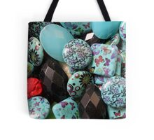flower on stones Tote Bag