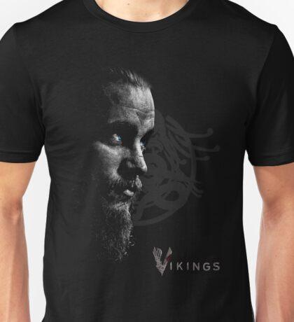 Vikings Ragnar Lothbrook Valhalla Unisex T-Shirt