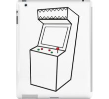 Arcade Machine iPad Case/Skin