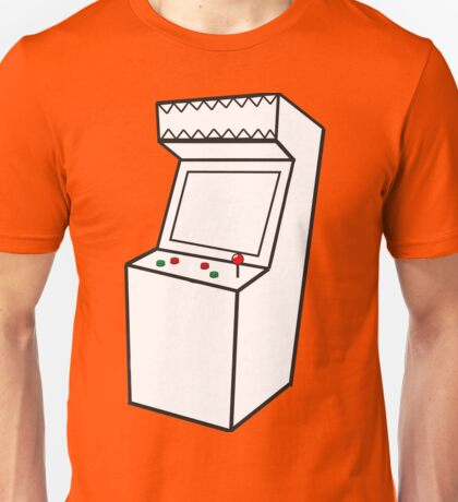 Arcade Machine Unisex T-Shirt