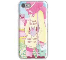 Oh my Bubblegum, look at that BAT. iPhone Case/Skin
