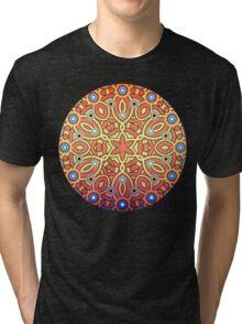 Burgkaba Mandala [No Logo] Tri-blend T-Shirt