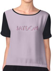 Jaydon Chiffon Top