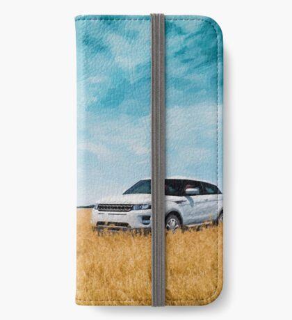 Evoque iPhone Wallet/Case/Skin