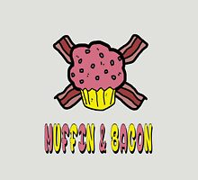 Muffin And Bacon  Unisex T-Shirt