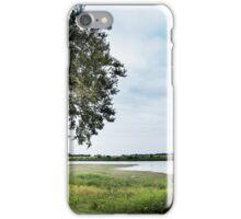Farm Pond 1, Walnut Ridge, AR iPhone Case/Skin
