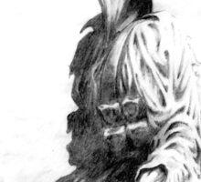 WW1 ZOMBIE DEAD SOLDIER Sticker