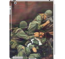 Vietnam Marines  iPad Case/Skin