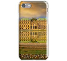 Upper Belvedere in late afternoon iPhone Case/Skin