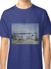 Sennen Cove Fishing Boats Classic T-Shirt