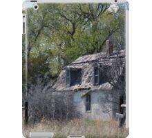 Summer Cottage iPad Case/Skin