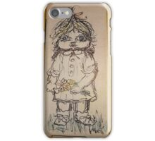 a bunch of flowers for you iPhone Case/Skin