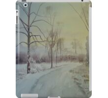 Shades Of White iPad Case/Skin